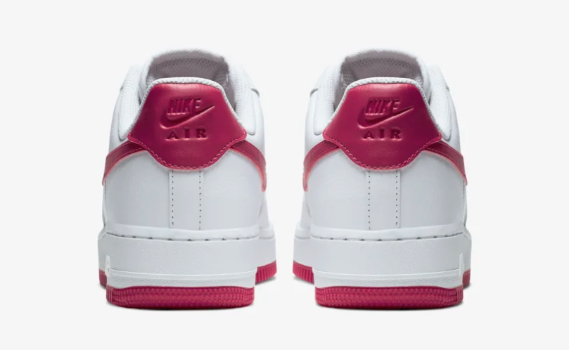 Nike Air Force 1 Wild Cherry Red AH0287 107 Release Date SBD