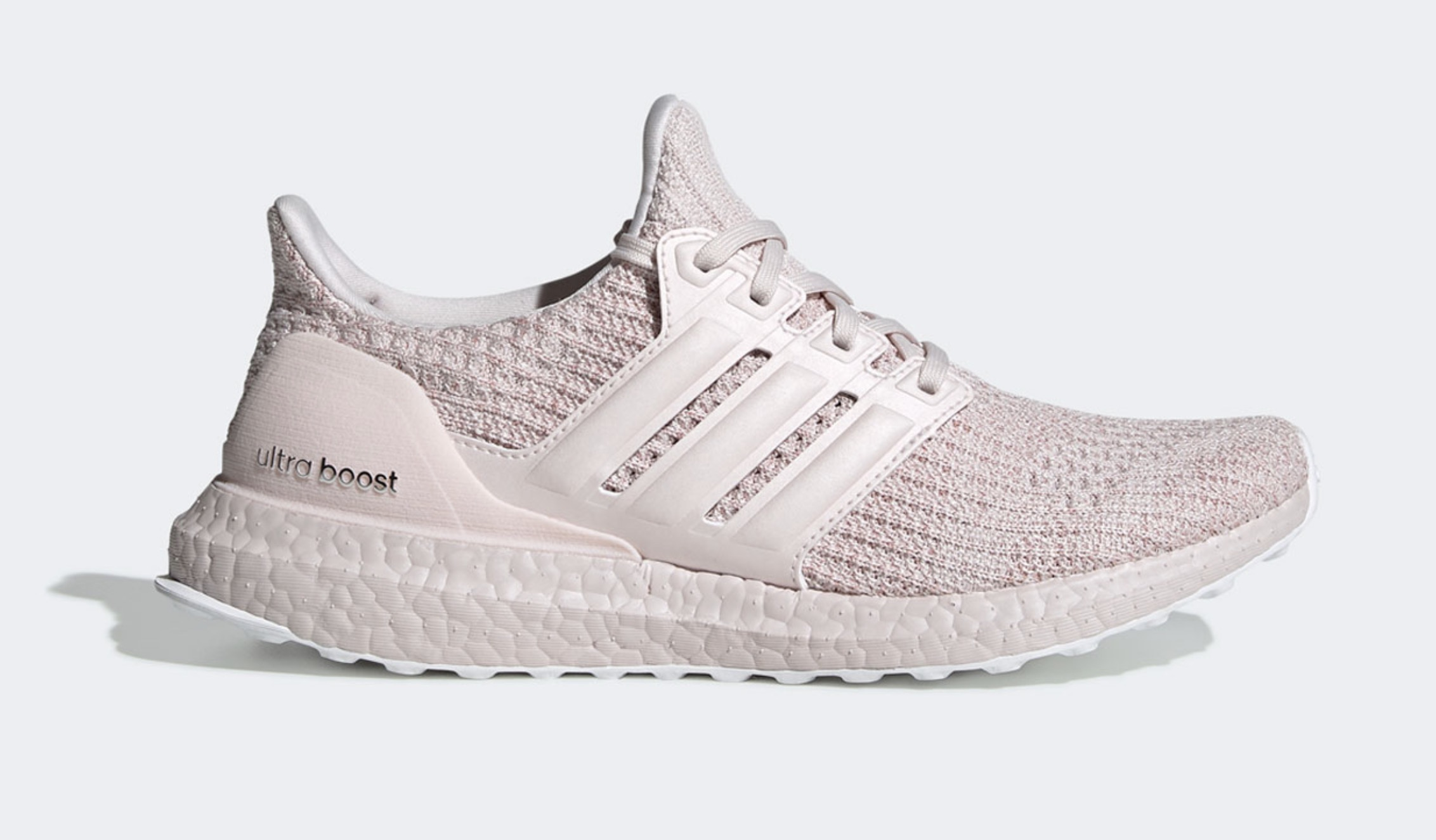 Tonal Pink Hues Cover The adidas Ultraboost In 'Orchid Tint