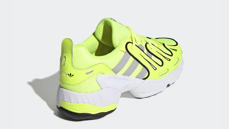 adidas EQT Gazelle Solar Yellow EE4773 back