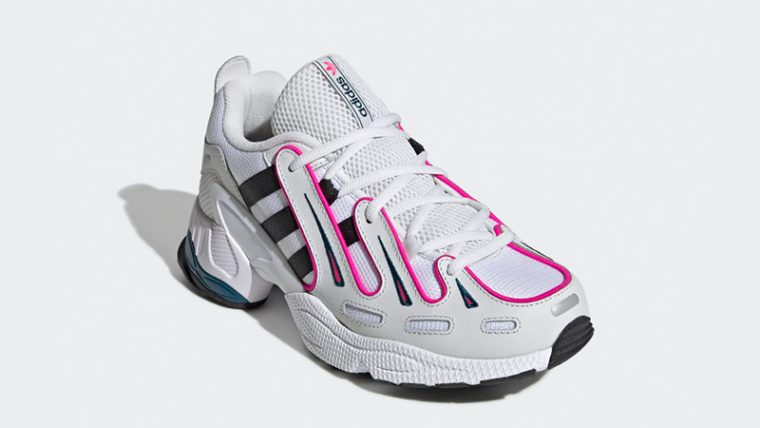 adidas EQT Gazelle White Pink EE6486 front thumbnail image