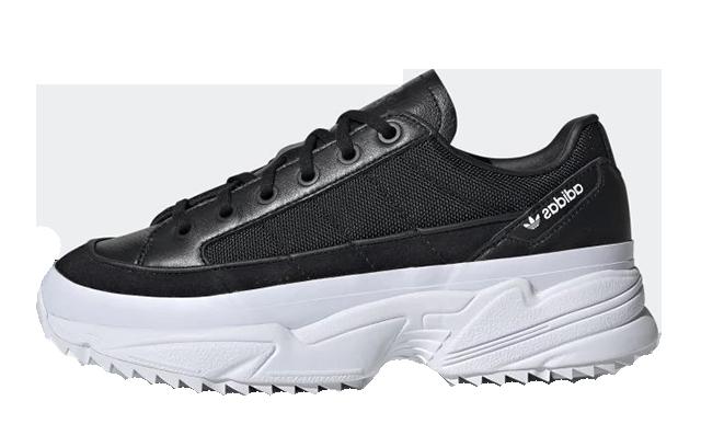adidas Kiellor Black White EF9113