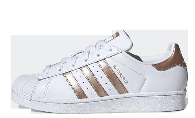adidas Superstar White Copper EE7399