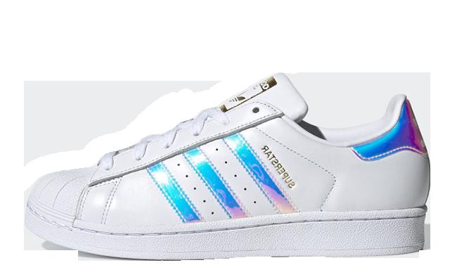 adidas Superstar White Multi EG2919