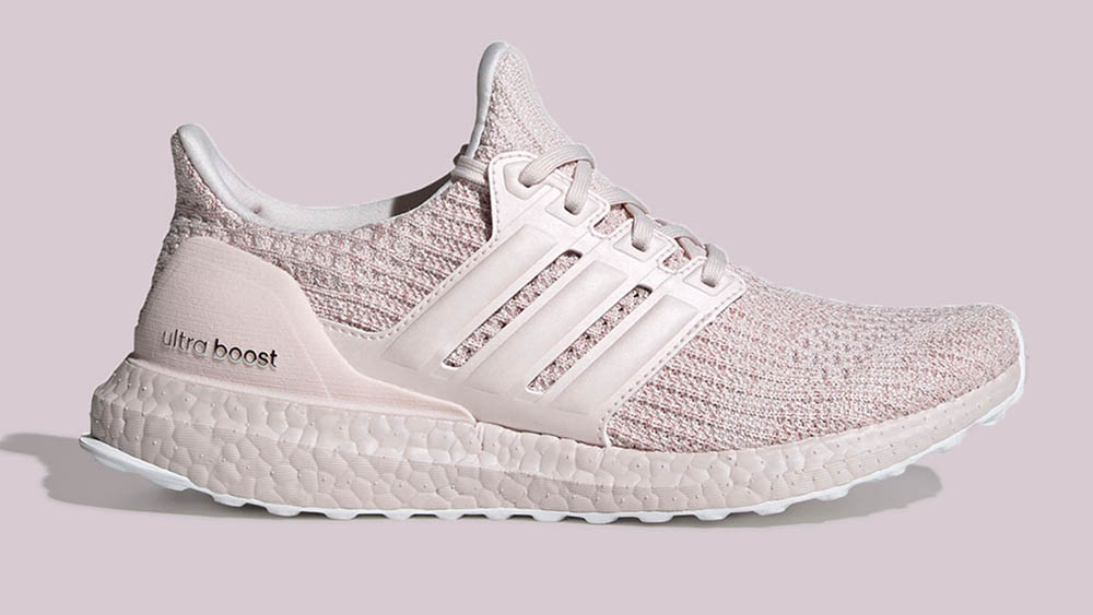 Tonal Pink Hues Cover The adidas Ultraboost In 'Orchid Tint' | The ...