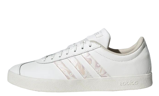 adidas VL Court 2 White Linen EF0021