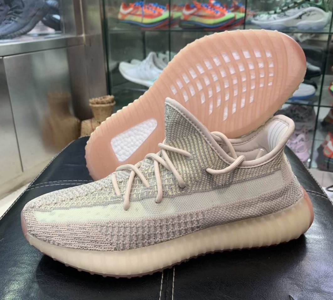 The Yeezy Boost 350 V2 'Citrin' Gets Unveiled In Regular And