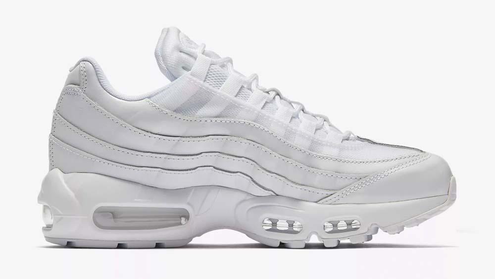 _0001_Air Max 95 White Nike