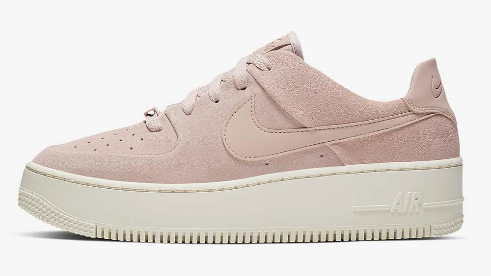 Nike Air Force 1 Sage Pink
