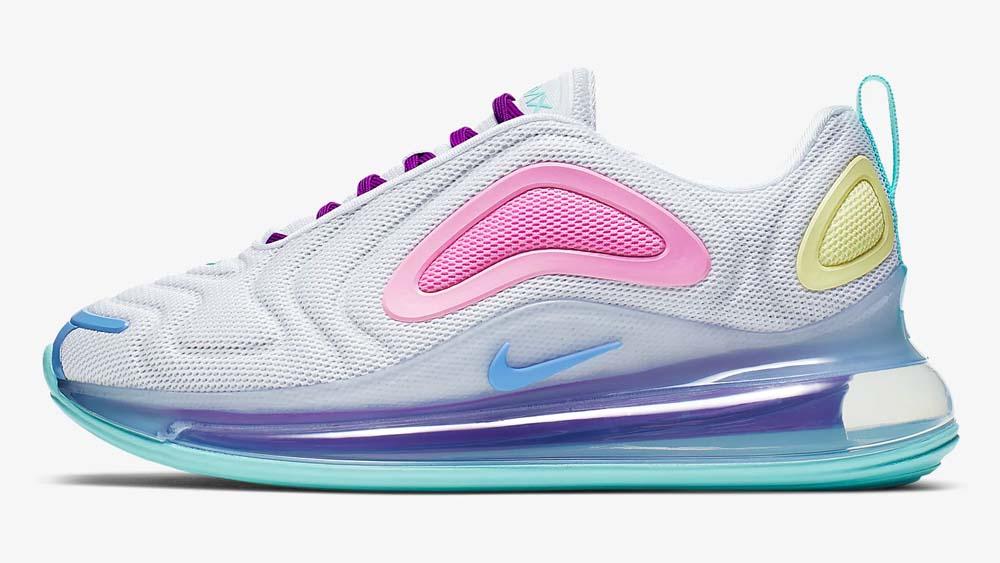 Nike Air Max 720 Pastel