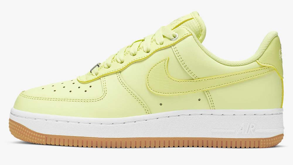 Nike Air Force 1 Volt Yellow
