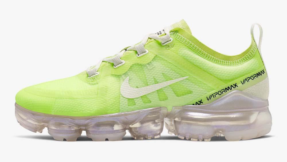Nike Air VaporMax Green Luminous