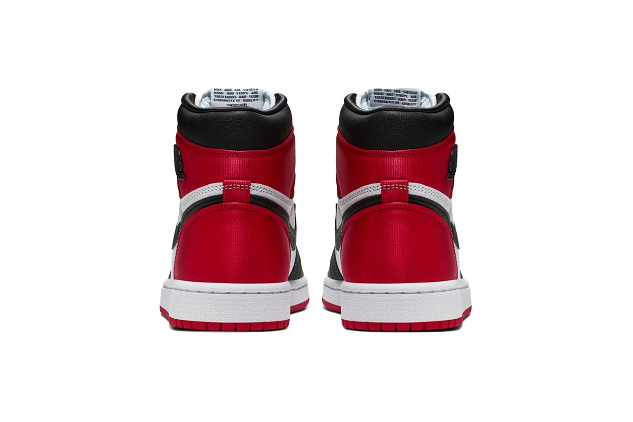 best authentic 6090f dcc0a Air Jordan 1 High Retro OG Satin Red Black Toe | CD0461-016