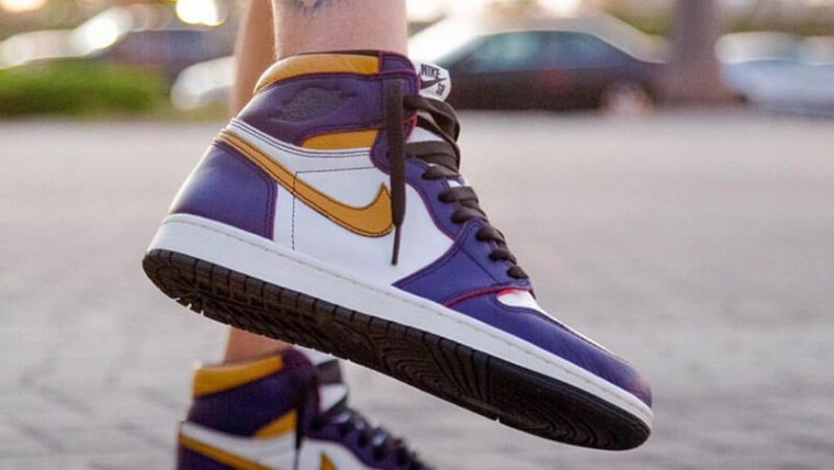 Jordan 1 Retro High OG Defiant SB LA to Chicago | CD6578-507 thumbnail image