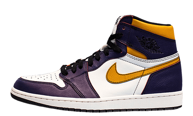 Jordan 1 Retro High OG Defiant SB LA to Chicago | CD6578-507