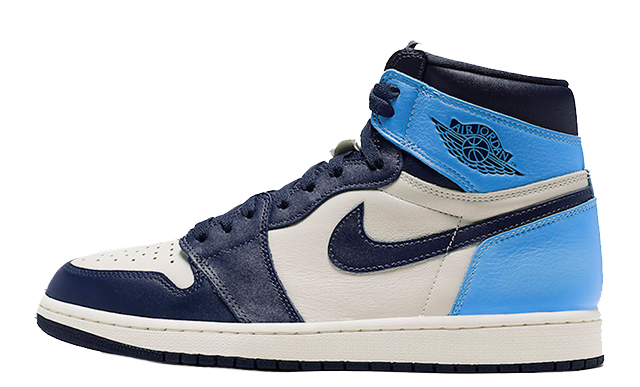 Jordan 1 Retro High OG Obsidian 555088-140