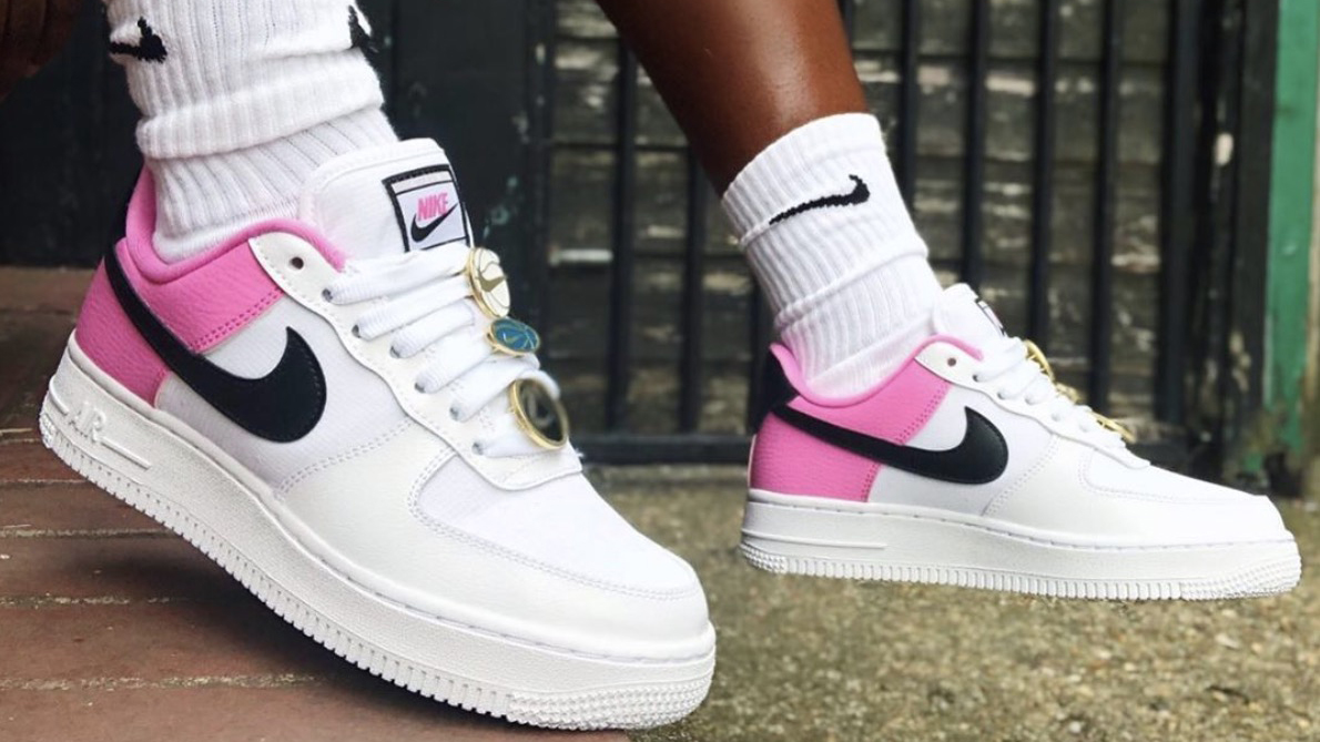 The 10 Most Colourful Air Force 1's On