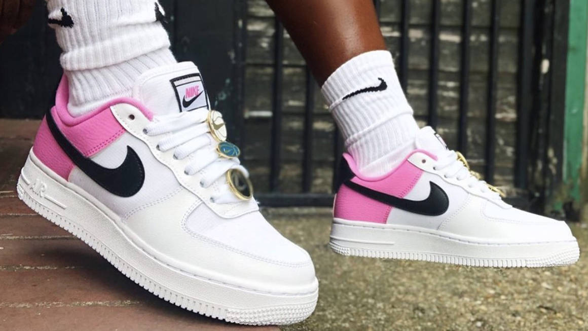 Nike Air Force 1 China Rose