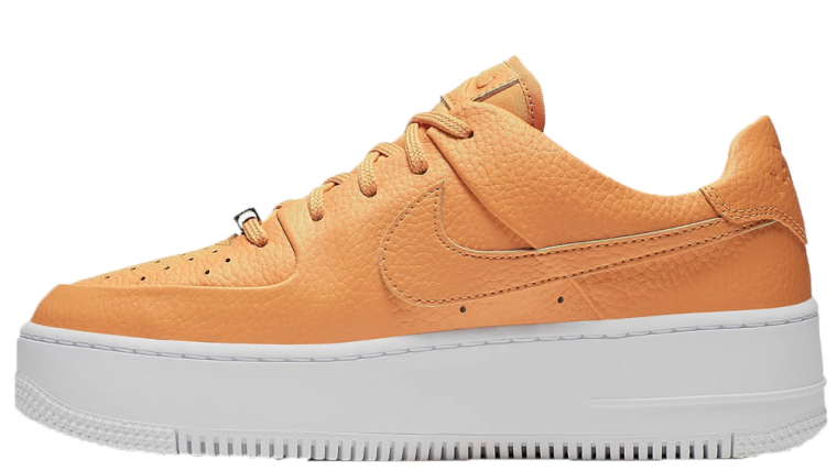 Nike Air Force 1 Sage Copper Moon Orange