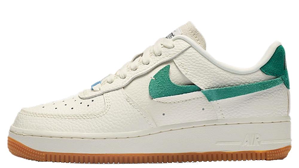 the best attitude online retailer buy popular Nike Air Force 07 Vandalised LXX Sail Green | BV0740-100