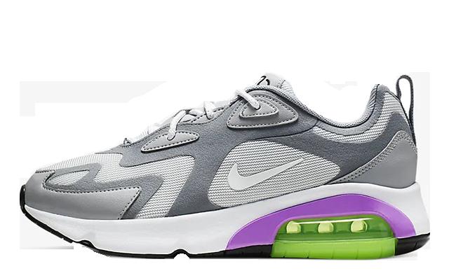 Nike Air Max 200 Grey AT6175-002
