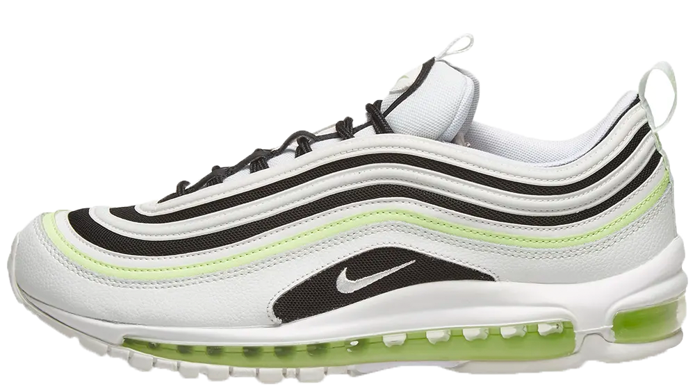 newest eeb85 76036 Nike Air Max 97 Luminous Green White | 921733-105