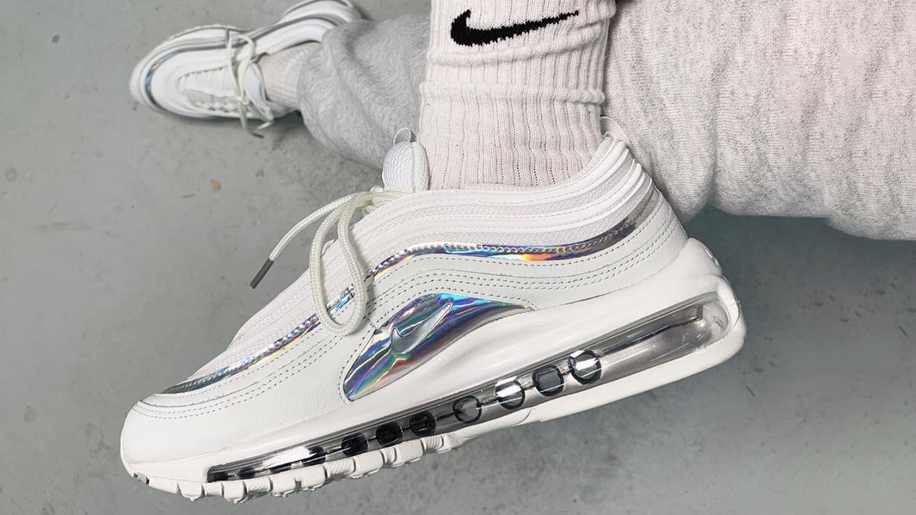 Nike Air Max 97 Metallic Silver
