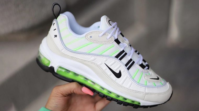 How To Style Your Nike Air Max 98s | The Sole Supplier