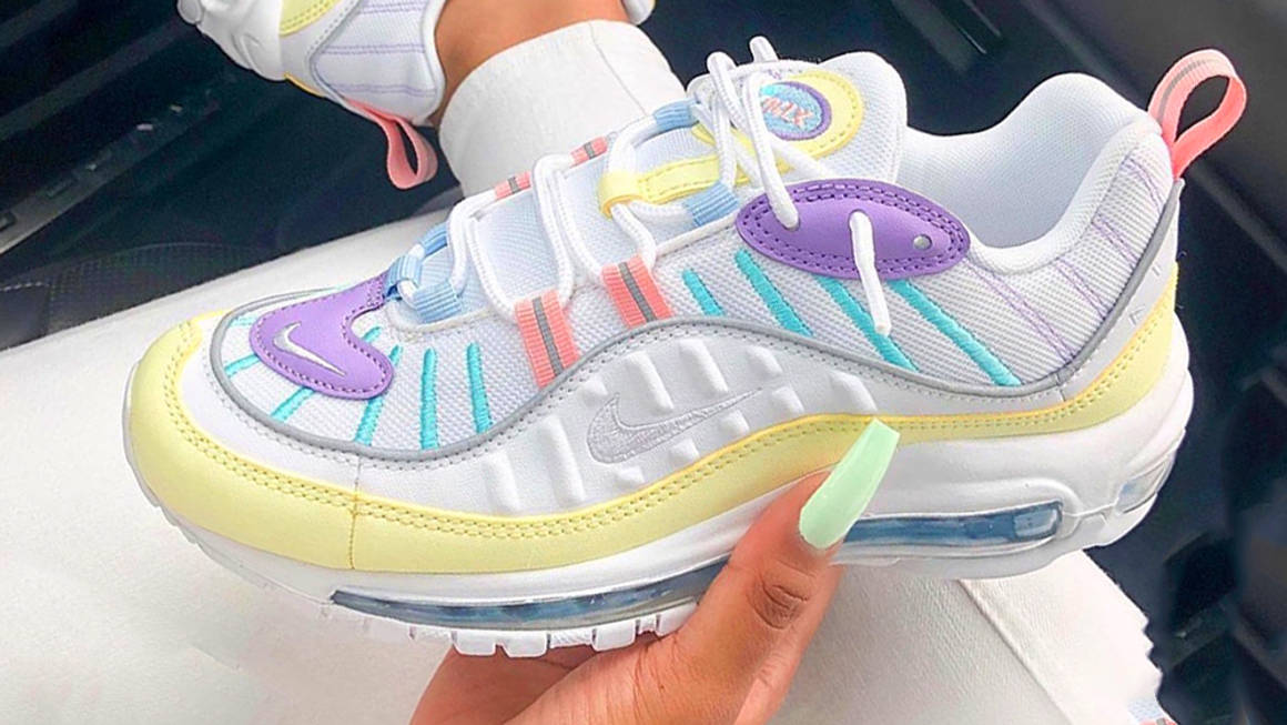 Cop This Pastel Nike Air Max 98 While You Can! | The Sole Womens