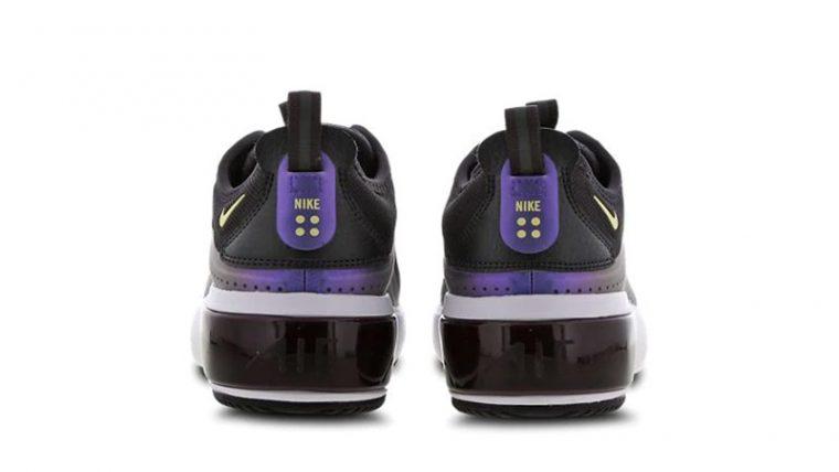 Nike Air Max Dia Black Purple back thumbnail image