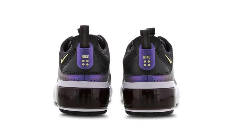 Nike Air Max Dia Black Purple back