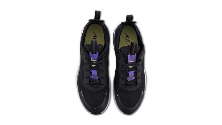 Nike Air Max Dia Black Purple middle thumbnail image