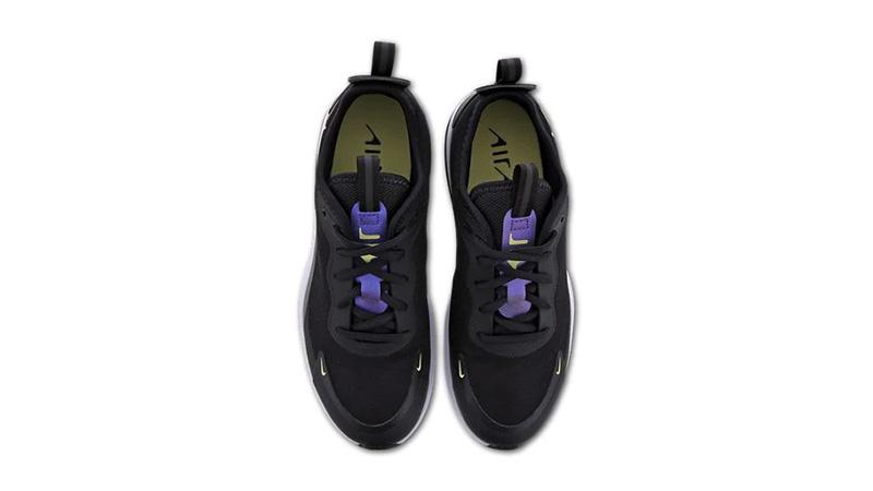 Nike Air Max Dia Black Purple middle