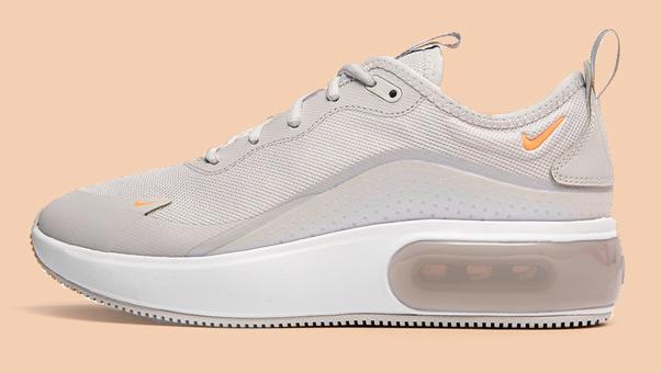 The Nike Air Max Dia Gets A Stripped