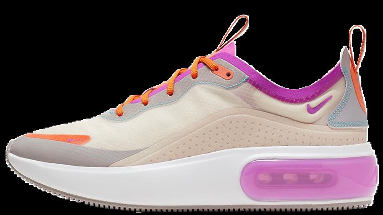 Nike Air Max Dia Light Orewood Brown Starfish Atmosphere Grey Hyper Violet thumbnail image