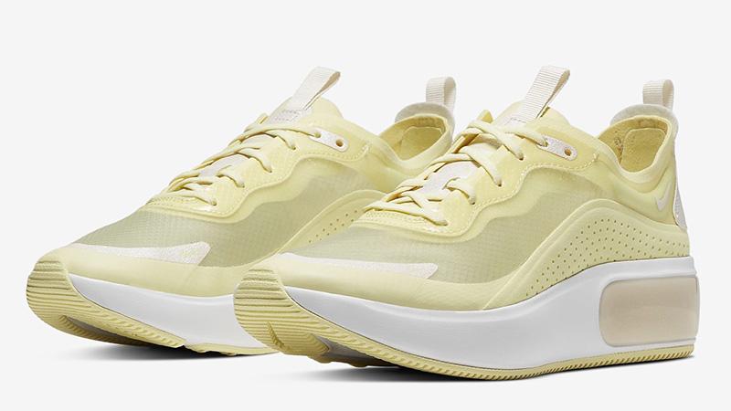 Nike Air Max Dia Luminous Green front