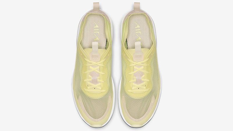 Nike Air Max Dia Luminous Green middle