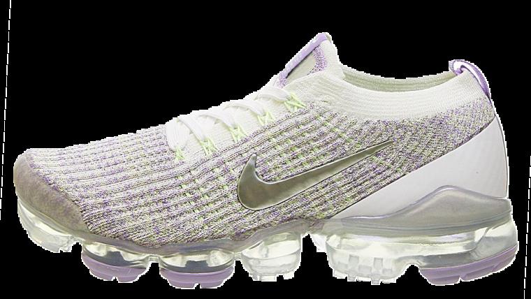 Nike Air VaporMax 3 White Purple Volt