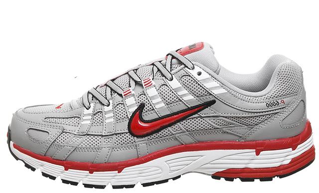 Nike P-6000 Football Grey