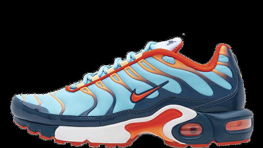 Nike TN Air Max Plus Swoosh Chain Pack Blue | Where To Buy | TBC ...