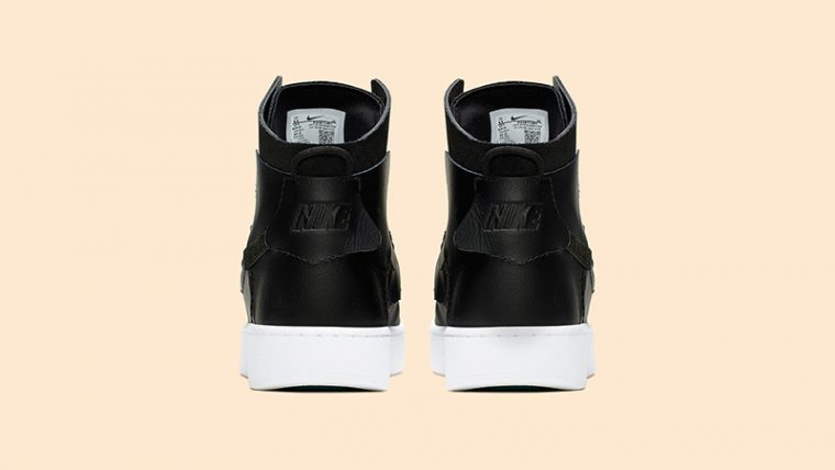 Nike Vandalized LX Black White Bq3611-001 back thumbnail image