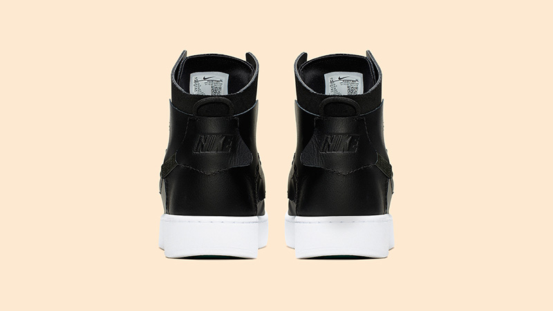 Nike Vandalized LX Black White Bq3611-001 back