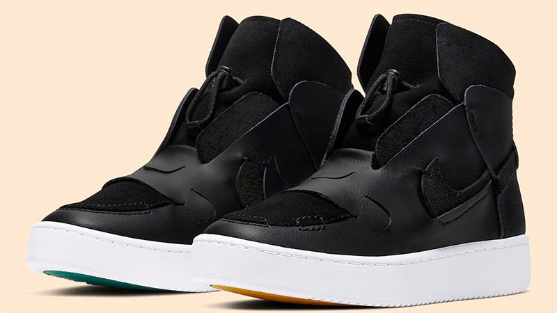 Nike Vandalized LX Black White Bq3611-001 front