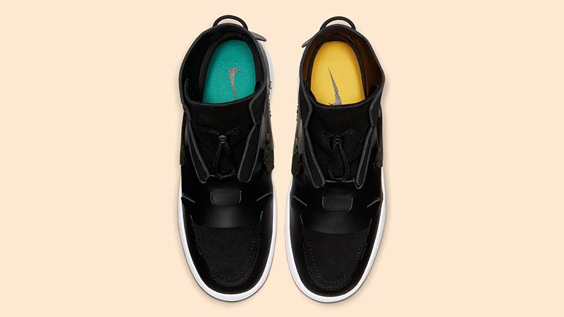 Nike Vandalized LX Black White Bq3611-001 middle