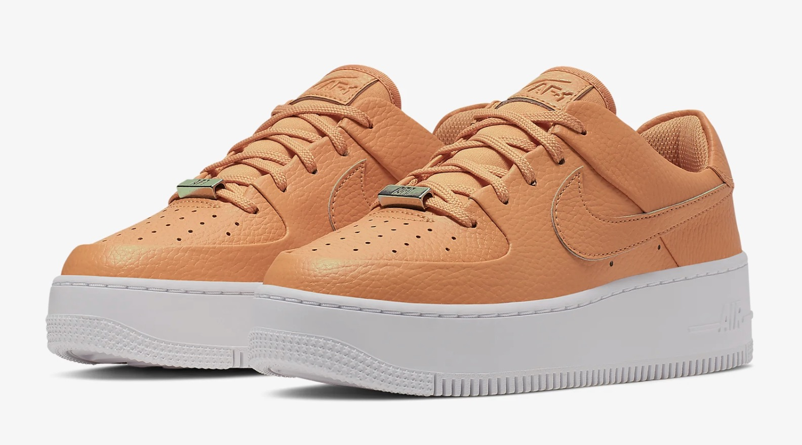 Nike's Air Force 1 Sage Gets A