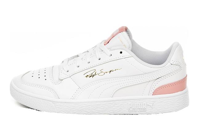 Puma Ralph Sampson Low White 370846-06