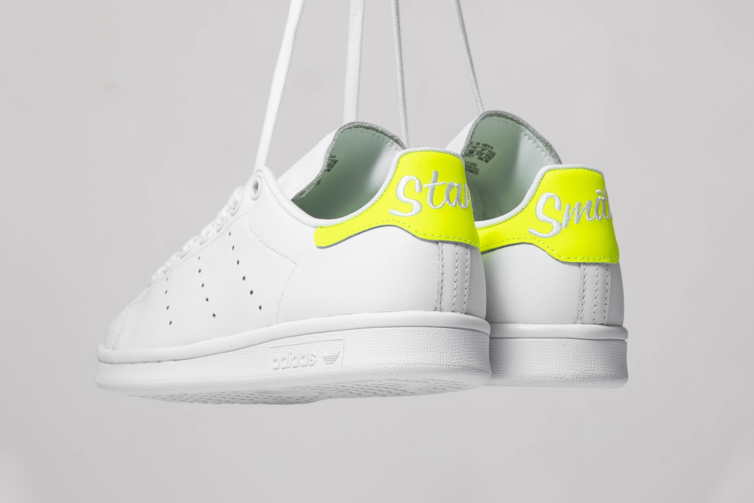 The adidas Stan Smith Gets A Scripted