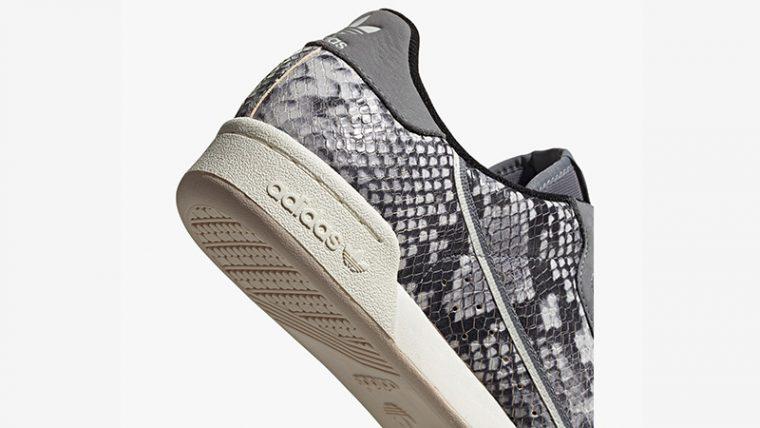 adidas Continental 80 Snakeskin Black EH0169 01 thumbnail image