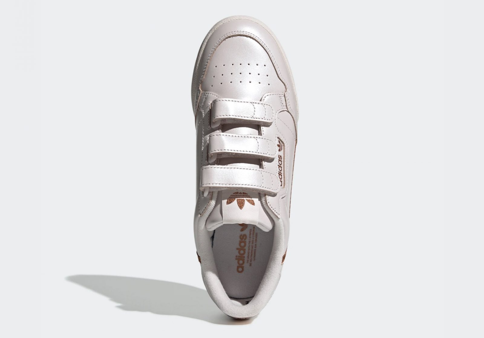 adidas Continental 80 Velcro Orchid Tint | EE5585
