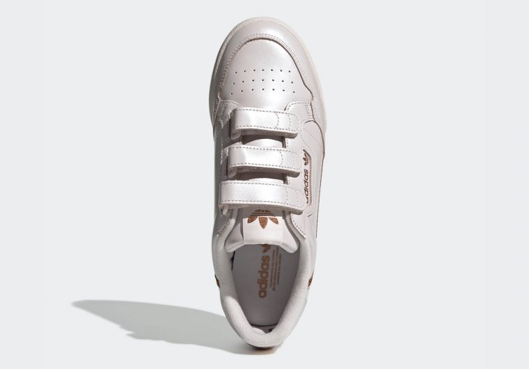 adidas Continental 80 Velcro Orchid Tint | EE5585 thumbnail image