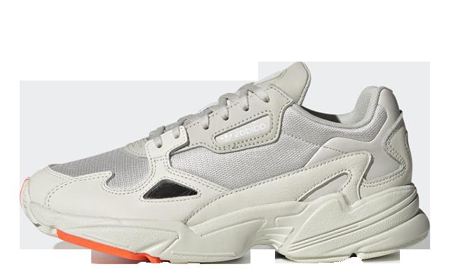 adidas Falcon White Purple EE5118